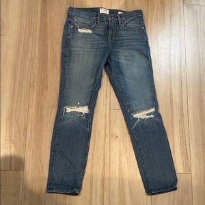 Le boy jeans.